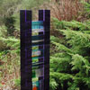 nikki cass architectural glass sculpture